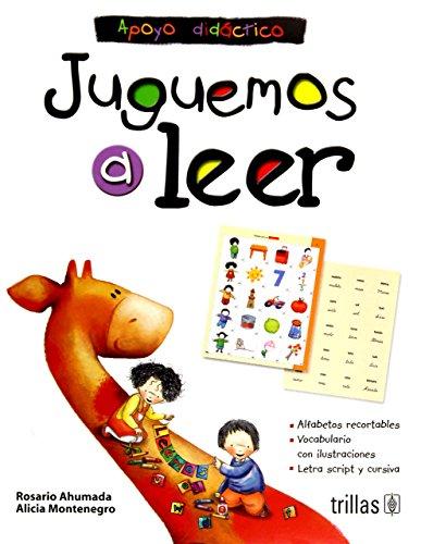 Juguemos a leer/ Let's Play to Read: Ahumada, Rosario