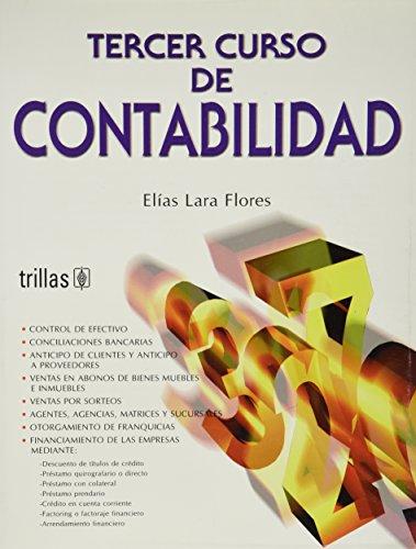 CONTABILIDAD 3ER CURSO: LARA FLORES, ELIAS