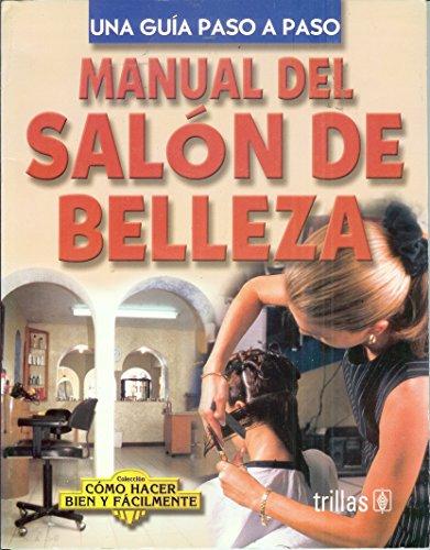 Manual Del Salon De Belleza (Spanish Edition): Luis Lesur