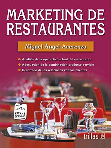 9789682470752: Marketing de restaurantes