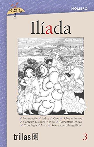 Iliada / Iliad (Lluvia De Clasicos /: Homer