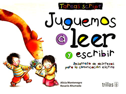 Juguemos a leer y escribir / Let's: Montenegro, Alicia, Ahumada,