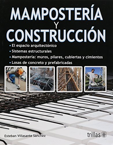 9789682476549: Mamposteria Y Construccion