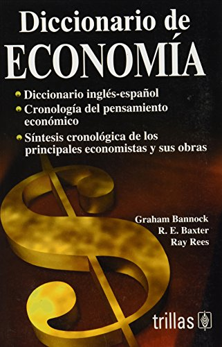 9789682478499: Diccionario de economia/ Dictionary of Economics (Spanish Edition)