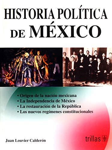 9789682479168: Historia Politica De Mexico/Political History of Mexico