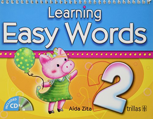 9789682479793: Learning Easy Words 2 (Spanish Edition)
