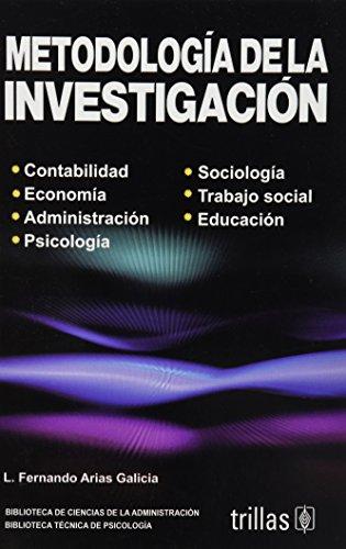 Metodologia De La Investigacion: Introduccion A La: Galicia, L. Fernando
