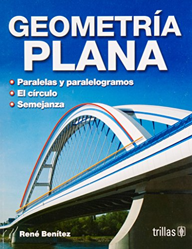 9789682481574: Geometria plana / Plane Geometry (Spanish Edition)