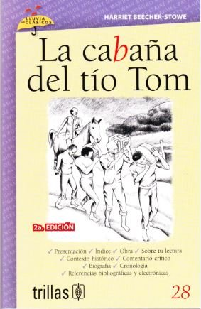 9789682481888: La cabana del tio Tom/ The Cabin of Uncle Tom (Lluvia De Clasicos/ Rain Classics) (Spanish Edition)
