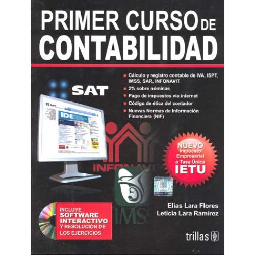 9789682482076: Primer curso de contabilidad / Accounting First Course (Spanish Edition)