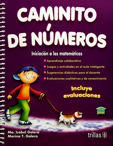 9789682483783: Caminito de números / In the Way of numbers: Iniciación a las matemáticas orientada a competencias / Introduction to Mathematics Oriented to Competition