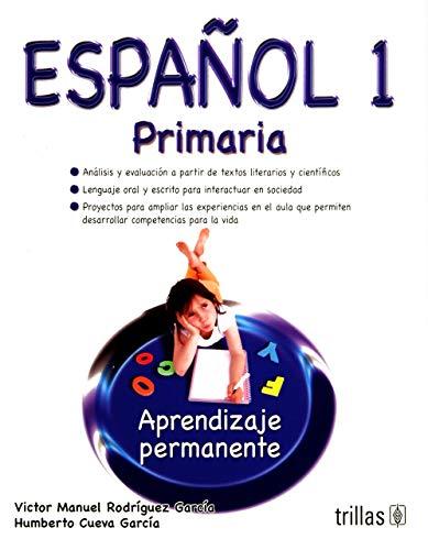 9789682484735: Eapanol 1/ Spanish: Primaria/ Elementary (Spanish Edition)