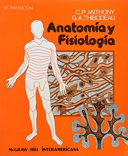 9789682509346: Anatomia Y Fisiologia