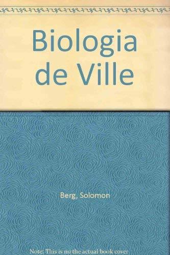 9789682523960: Biologia de Ville (Spanish Edition)