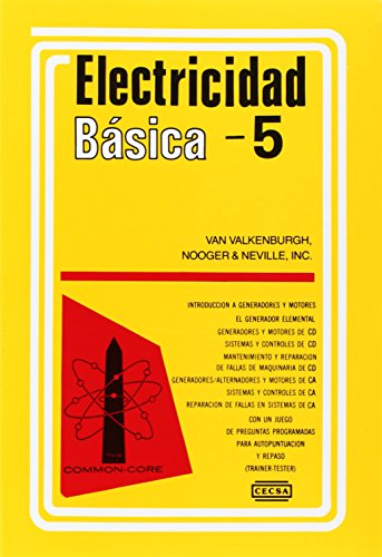 9789682604331: Electricidad Basica T5 (Spanish Edition)