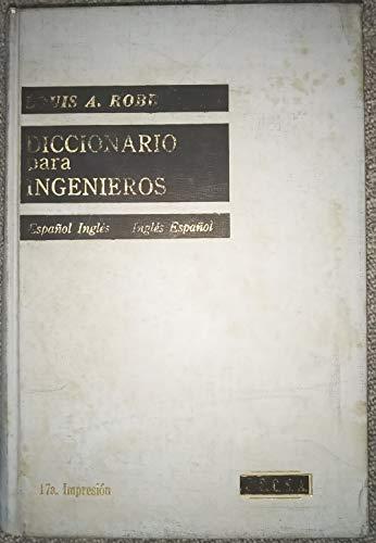 9789682611186: Diccionario Para Ingenieros - Espanol-Ingles / Ingles-Espanol (Spanish Edition)