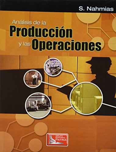 9789682611568: Analisis de La Produccion y Las Operaciones (Spanish Edition)