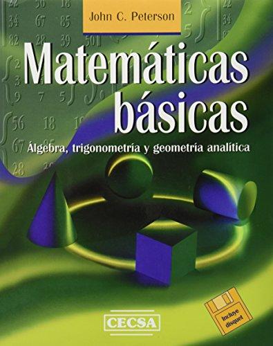 9789682613005: Matematicas Basicas - Algebra, Trigonometria y Geometria