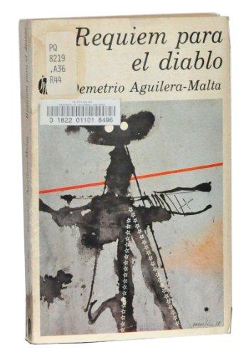 9789682700224: Requiem para el diablo (Nueva narrativa hispánica) (Spanish Edition)