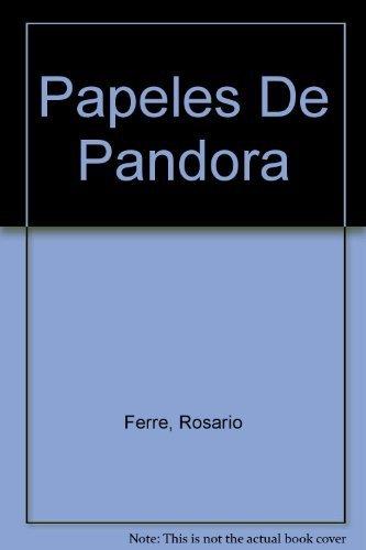 9789682701061: Papeles De Pandora