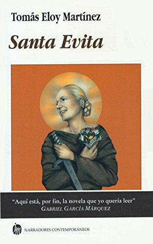 9789682706448: Santa Evita (Spanish Edition)