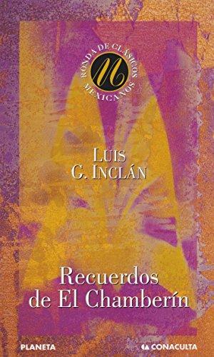 9789682708435: Recuerdos de El Chamberin (Spanish Edition)
