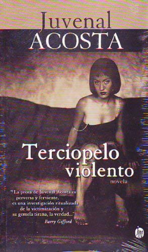 9789682709159: Terciopelo Violento (Narradores Contemporaneos) (Spanish Edition)