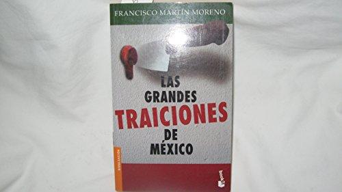 9789682709395: Las Grandes Traiciones De Mexico (Spanish Edition)