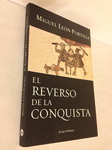 9789682710513: El reverso de la conquista (Spanish Edition)