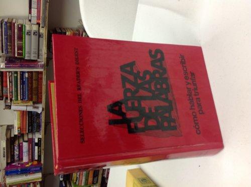 La Fuerza de las Palabras (9789682800344) by Reader's Digest