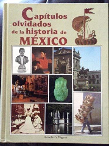 9789682801846: Capítulos olvidados de la historia de México (Spanish Edition)