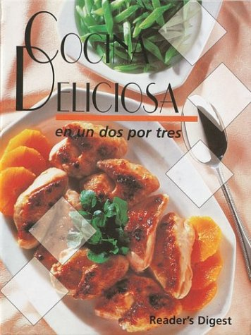 9789682802669: Cocina Deliciosa (Spanish Edition)