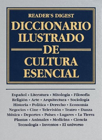 9789682802898: Diccionario Ilustrado De Cultura Esencial/Illustrated Dictionary of Essential Knowledge