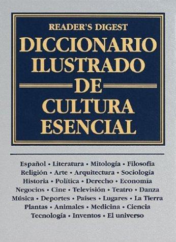 9789682802898: Diccionario Ilustrado De Cultura Esencial/Illustrated Dictionary of Essential Knowledge