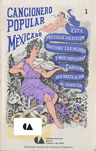 9789682910753: Cancionero popular mexicano, 2 vols. (Spanish Edition)