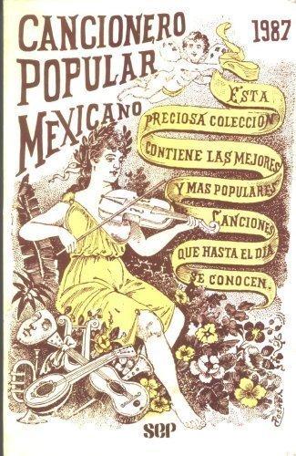 9789682911026: Cancionero popular mexicano Vol. 1