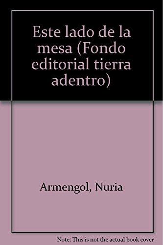 Este lado de la mesa: ARMENGOL, Nuria