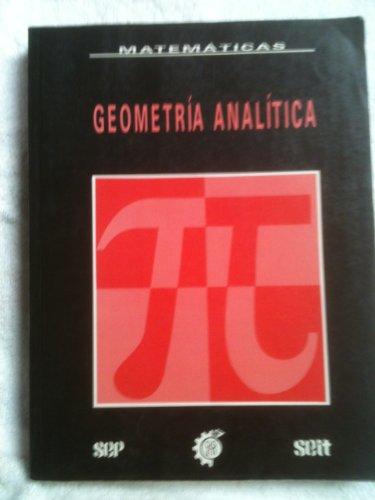 9789682990670: Geometria Analitica, Matematicas III