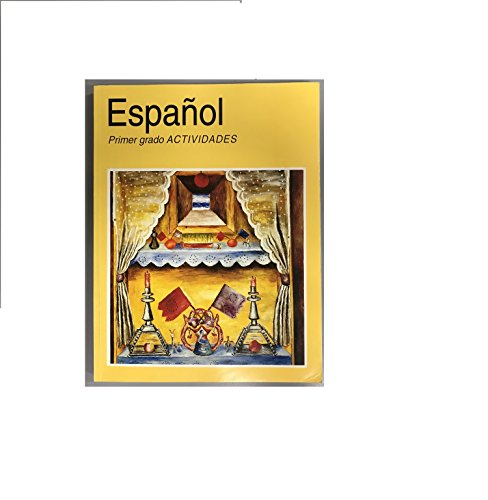 9789682999314: Español Primer Grado Actividades