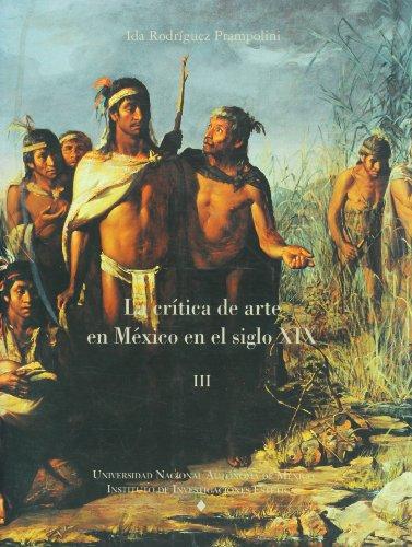 La critica de arte en Mexico en: Ida Rodriguez Prampolini
