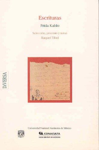 Escrituras: Frida Kahlo