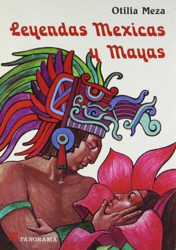 Leyendas Mexicas y Mayas: Otilia Meza
