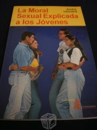 9789683805140: MORAL SEXUAL EXPLICADA LOS JOVENES