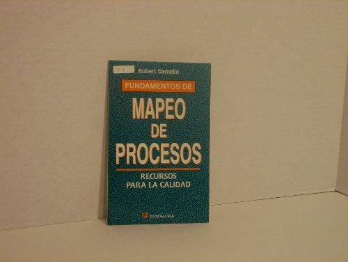 9789683808509: Fundamentos de Mapeo de Procesos