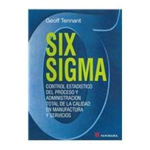 Six Sigma / Six Sigma / Six: Tennant, Geoff