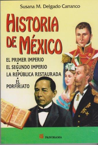 9789683812537: Historia De Mexico / History of Mexico (Spanish Edition)
