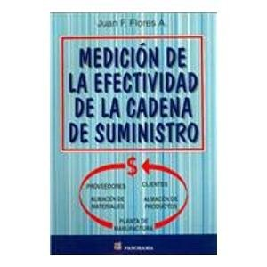 9789683813138: Medicion De La Efectividad De La Cadena De Suministro / Measurement of the Effectiveness of the Supply Chain
