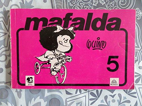 Mafalda 6: tiras de Quino: Quino