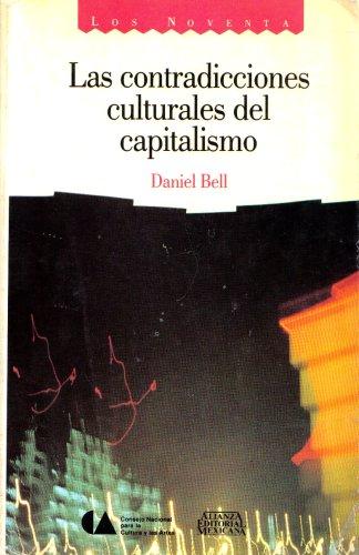 9789683902962: LAS CONTRADICCIONES CULTURALES DEL CAPITALISMO