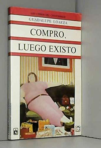 9789683908056 Compro Luego Existo Spanish Edition